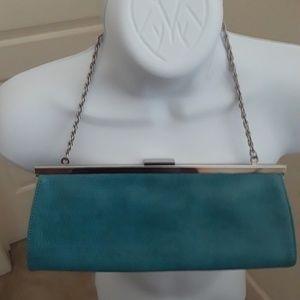 Light blue Loft handbag
